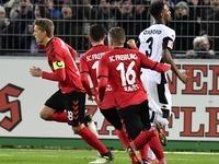 Liveticker: Petersen wieder per Elfmeter - 1:0 für den Sportclub
