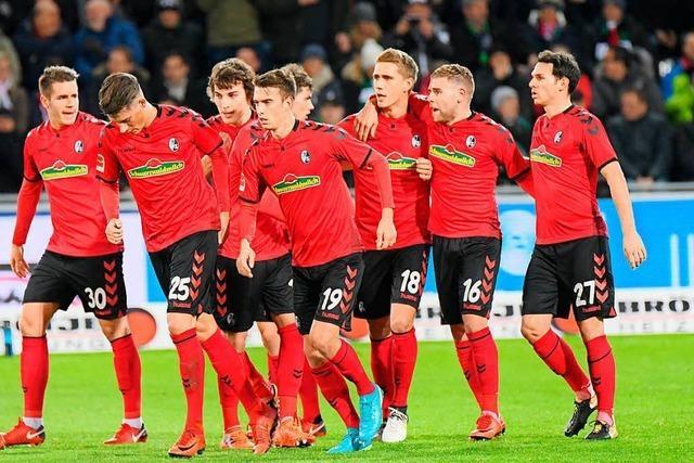 SC Freiburg fährt sicheren 1:0-Heimsieg gegen Gladbach ein