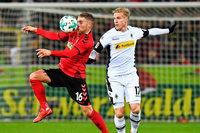 SC-Spieler nach überzeugender Leistung gegen Gladbach in der Einzelkritik