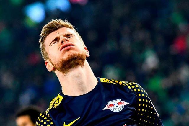 Leipzig verliert den Anschluss – nur 1:1 in Wolfsburg