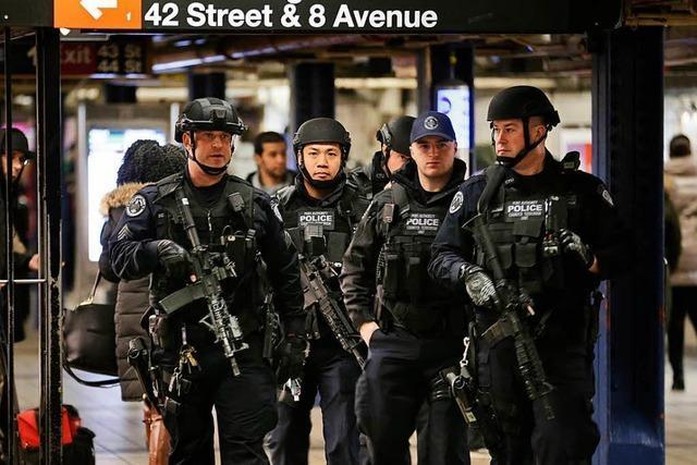 Attentäter vom Times Square kam mit Verwandten-Visum ins Land