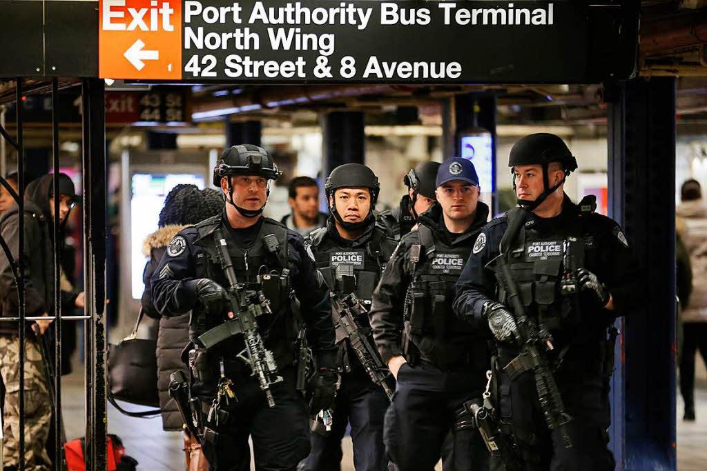 Polizei geht Hinweisen auf Explosion in New York nach