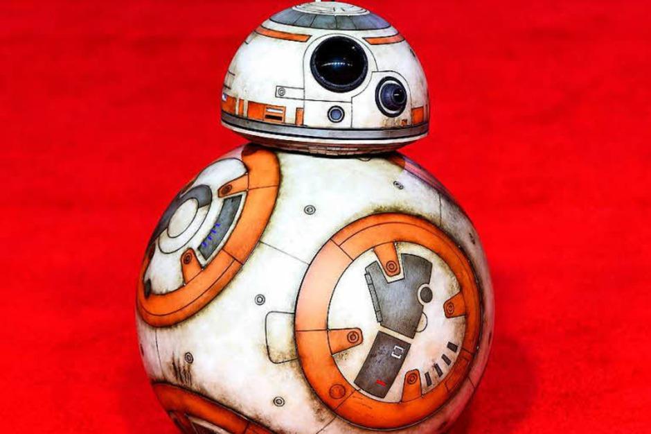 Droide BB-8 (Foto: dpa)