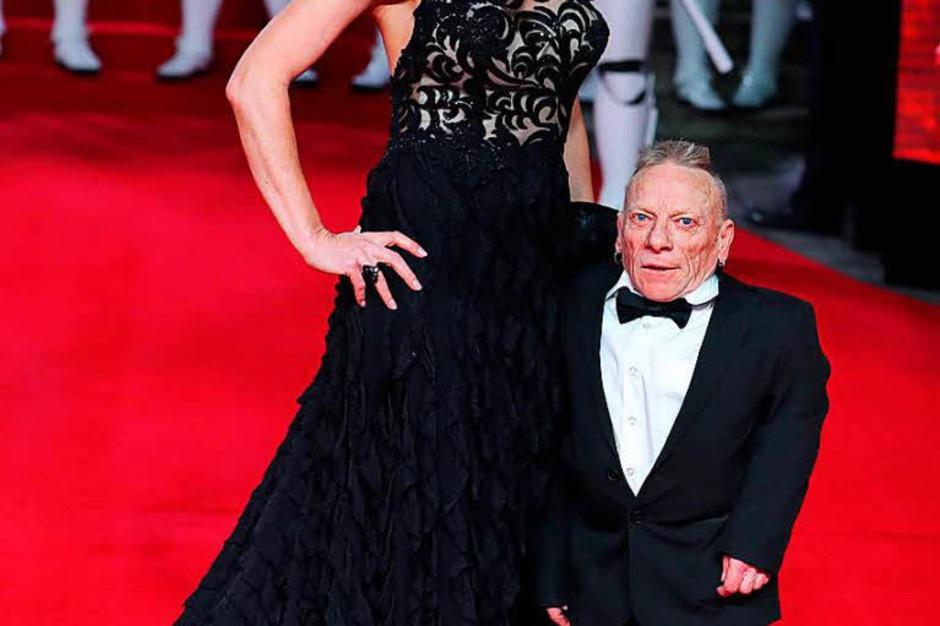 Schauspieler Jimmy Vee (rechts) (Foto: AFP)
