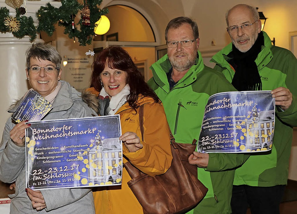 22 Aussteller sorgen beim Weihnachtsmarkt für buntes Angebot ...