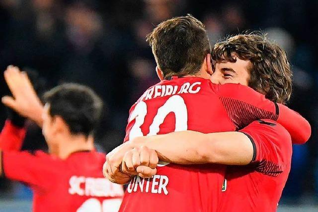 Warum dem SC Freiburg gegen Mönchengladbach die Wende gelang
