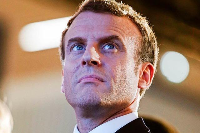 Emmanuel Macron – ein Napoleon für das 21. Jahrhundert