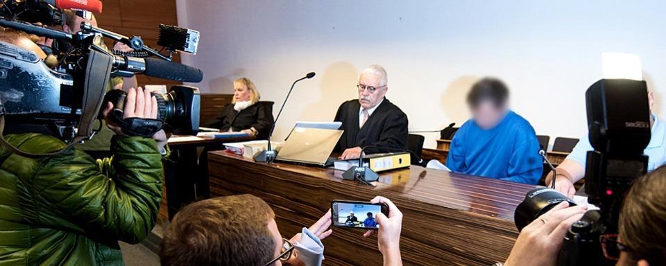 Staatsanwaltschaft fordert Höchststrafe für Catalin C. - Verteidiger plädiert auf Totschlag