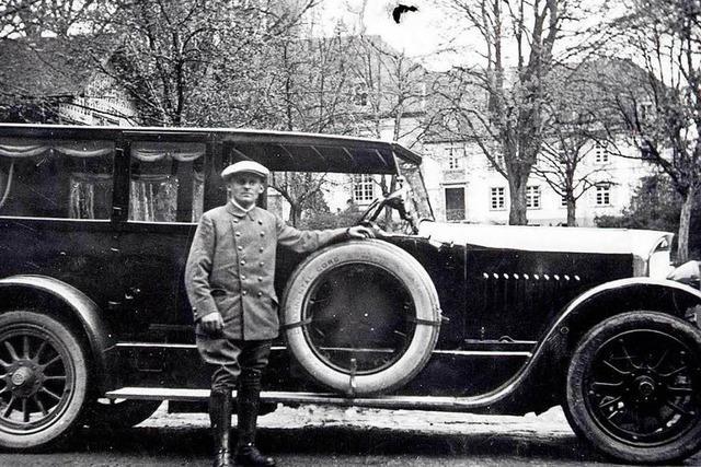 90 Jahre öffentlicher Nahverkehr