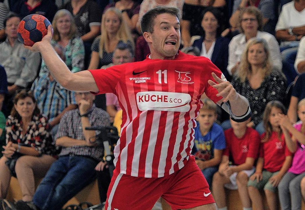 <BZ-FotoAnlauf>TuS Ringsheim:</BZ-Foto...nd Co.  nun auch in der Liga punkten.   | Foto:  Pressebüro Schaller