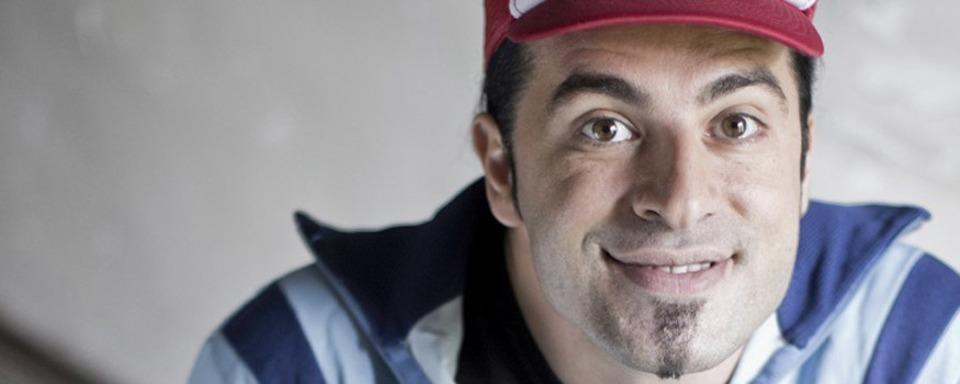 Comedian Bülent Ceylan zeigt sein Programm