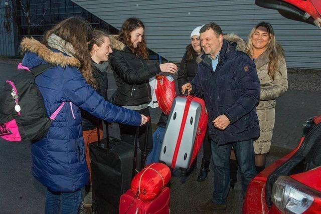 In der Region Basel werden dringend Gastgeber für das Taizé-Treffen gesucht
