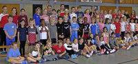 Handballaktionstag an Grundschule Seelbach