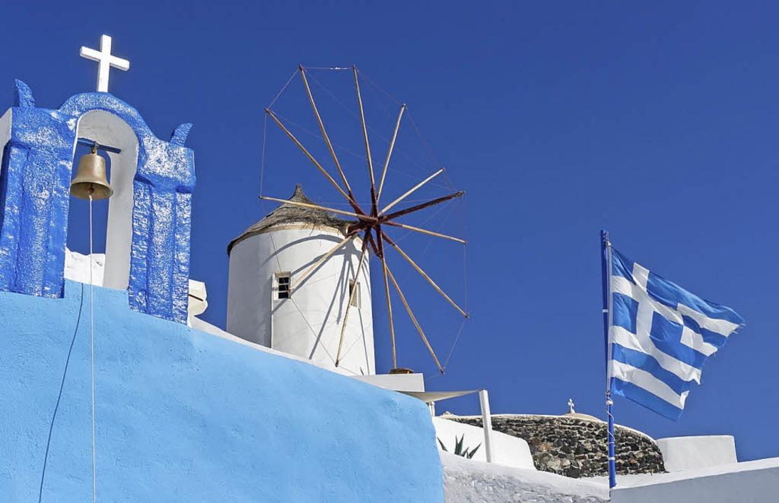 Zieht die Urlauber wieder an: Griechenland   | Foto: Läns (Photocase.de)