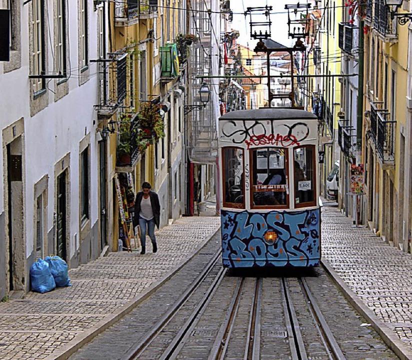 Lissabon     Foto: Julian Rösner