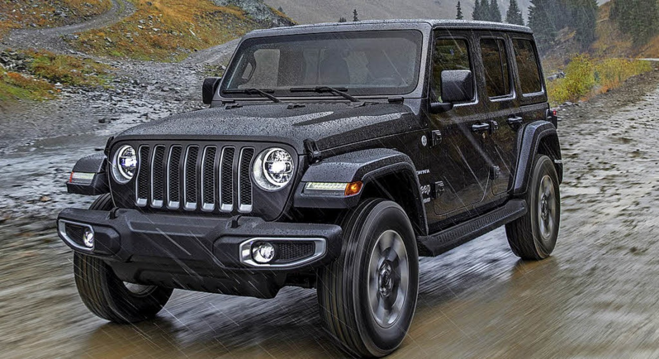 | Foto: Jeep
