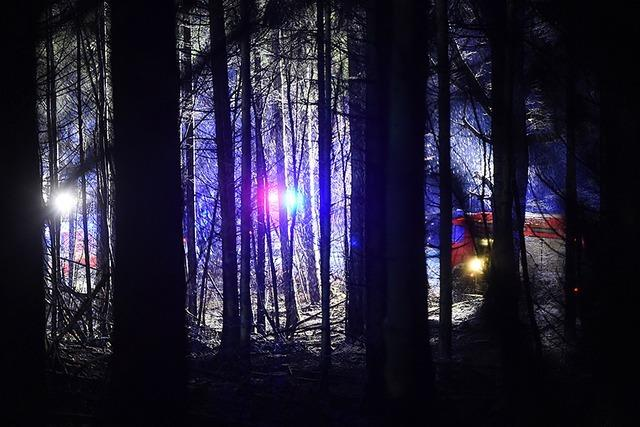 Identität der Opfer von Flugzeugabsturz geklärt