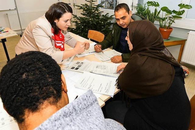 Erstorientierungskurse wollen Asylbewerbern Werte und Gebräuche vermitteln