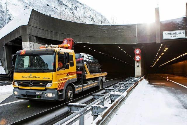 Lörrach sammelt für Überführung des Unfallopfers vom Gotthardtunnel