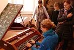 Fotos: BZ-hautnah inspiziert historische Tasteninstrumente
