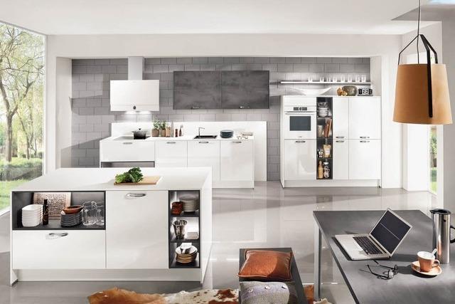 Clevere Küchenlösungen für jeden Raum