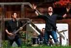 """Fotos: So entsteht das Musikvideo der Band """"Pray for Redemption"""""""