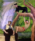 Das Dschungelbuch für Kinder ab 4 Jahren in der Stadthalle Haslach