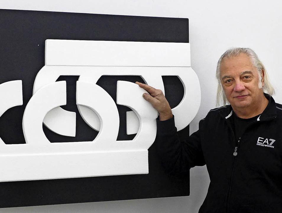 Durch Verschieben werden Werke erlebbar Riegel Badische Zeitung