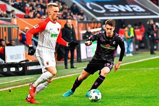 FC Augsburg – SC Freiburg 3:3