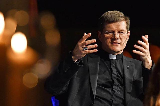 Erzbischof Stephan Burger äußert sich zum Betrugsskandal