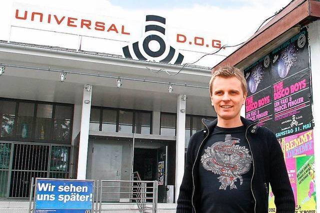 Diskothek Universal Dog in Lahr schließt Anfang Januar