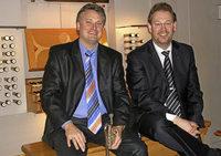 Carsten Klomp und Rudolf Mahni in Waldkirch-Buchholz