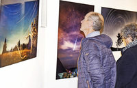 Mit Werken von Sebastian Wehrle, Klaus Hansen und Nelly Tran in Grafenhausen