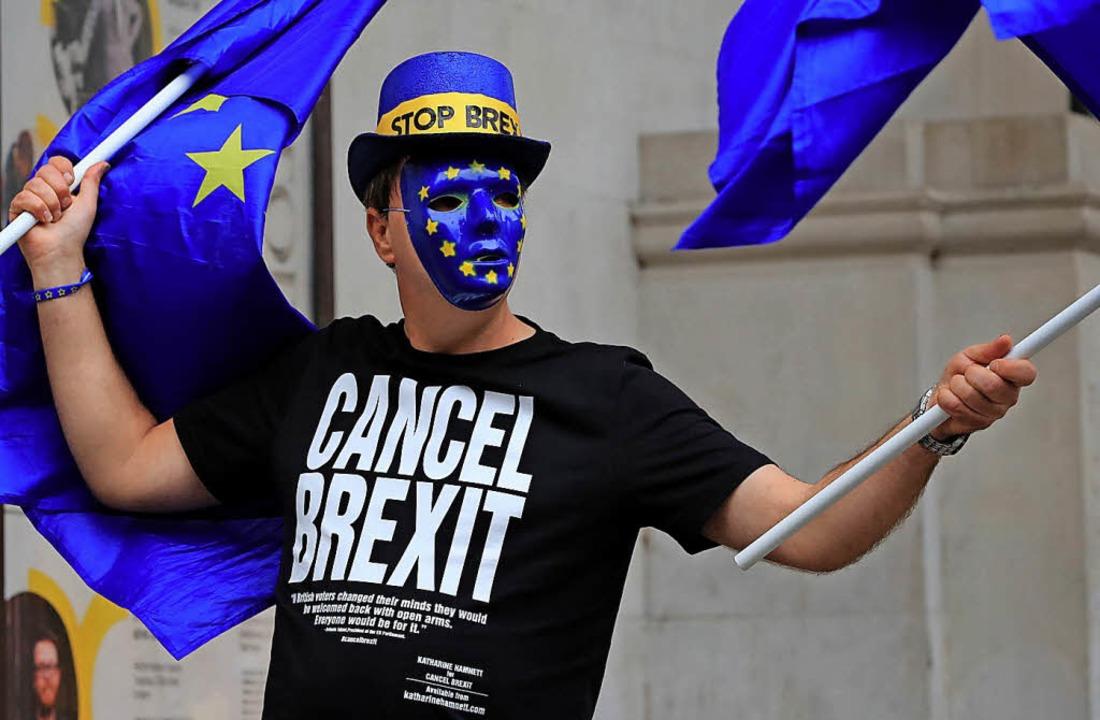 Mehrheit der Briten inzwischen gegen den Brexit