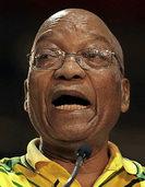 Abschiedstänze für Jacob Zuma