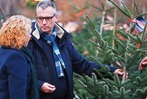 Fotos: BZ-Weihnachtsbaumaktion 2017 in Zarten