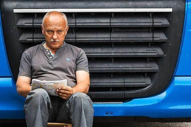Die EU will die Leben von Fernfahrern verbessern