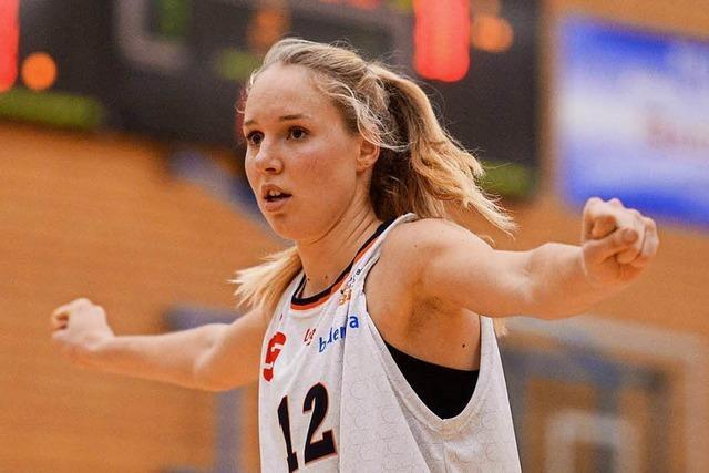 Die Basketballerinnen wollen wieder aufsteigen