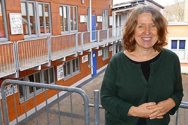 Birgitt Kiefer geht vom SAK Lörrach zum Familienzentrum Rheinfelden