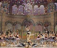 Das St. Petersburger Mariinsky-Ballett gastiert mit drei Balletten im Festspielhaus Baden-Baden