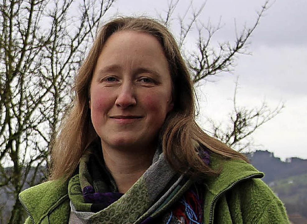 Gudrun Römer ist für den Landkreis Waldshut die Vorsitzende im Hebammenverband.   | Foto: Kares
