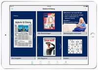 """In der BZ App gibt's jetzt auch den """"Sonntag"""" und ein Sudoku-Spiel"""