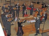 Musica Antiqua Basel spielt Barockwerke in Rheinfelden