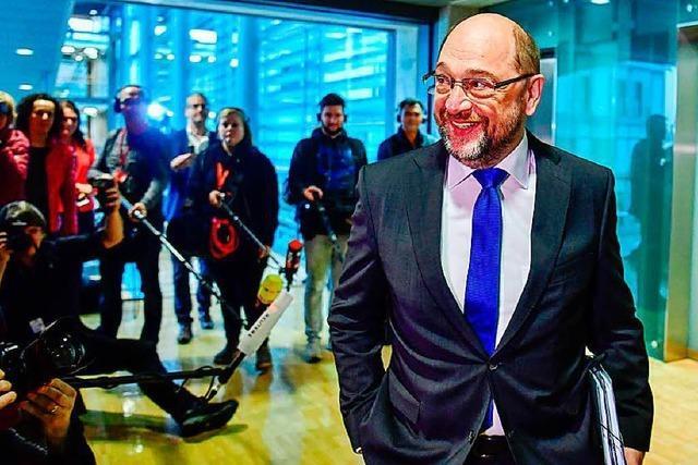 Fragen und Antworten zu den Sondierungen von Union und SPD