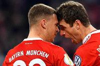 Pokal-Aus für Borussia Dortmund beim FC Bayern