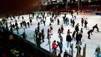 Die museale Freiburger Eishalle kommt ans Limit