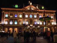 Fotos: Weihnachtliche Stimmung beim Gengenbacher Adventskalenderhaus