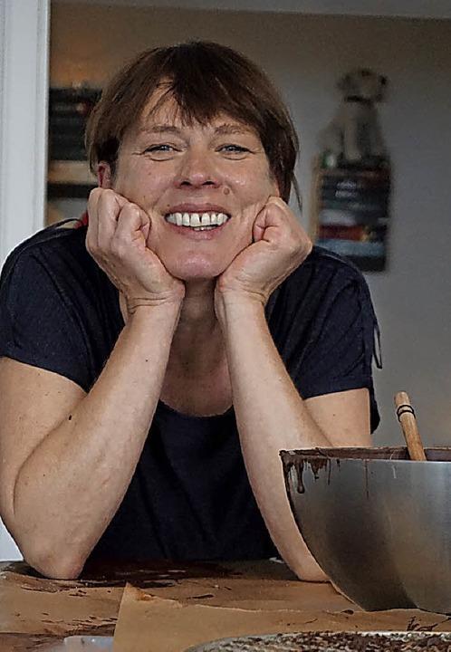 Meisterin des Süßen: Stefanie Fernandez  | Foto: Christian Schreiber