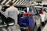 Hinter den Kulissen von Peugeot in Sochaux