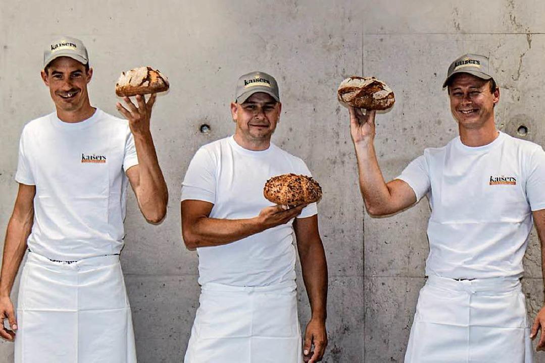 Wie werden die Brote, die die Bäcker h... Kaisers Gute Backstube gibt Auskunft.  | Foto: Kaisers Gute Backstube